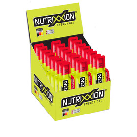 Nutrixxion Energiegel Box 24 x 44g, Strawberry